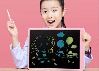 Xiaomi ra mắt bảng vẽ điện tử: Màn hình LCD 16 inch, hỗ trợ 3 màu mực
