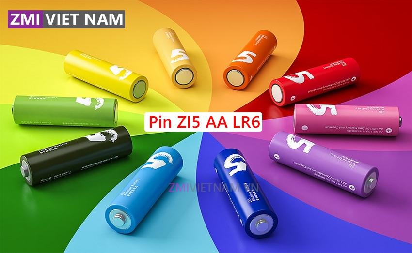 Bộ Pin ZMI AA LR6