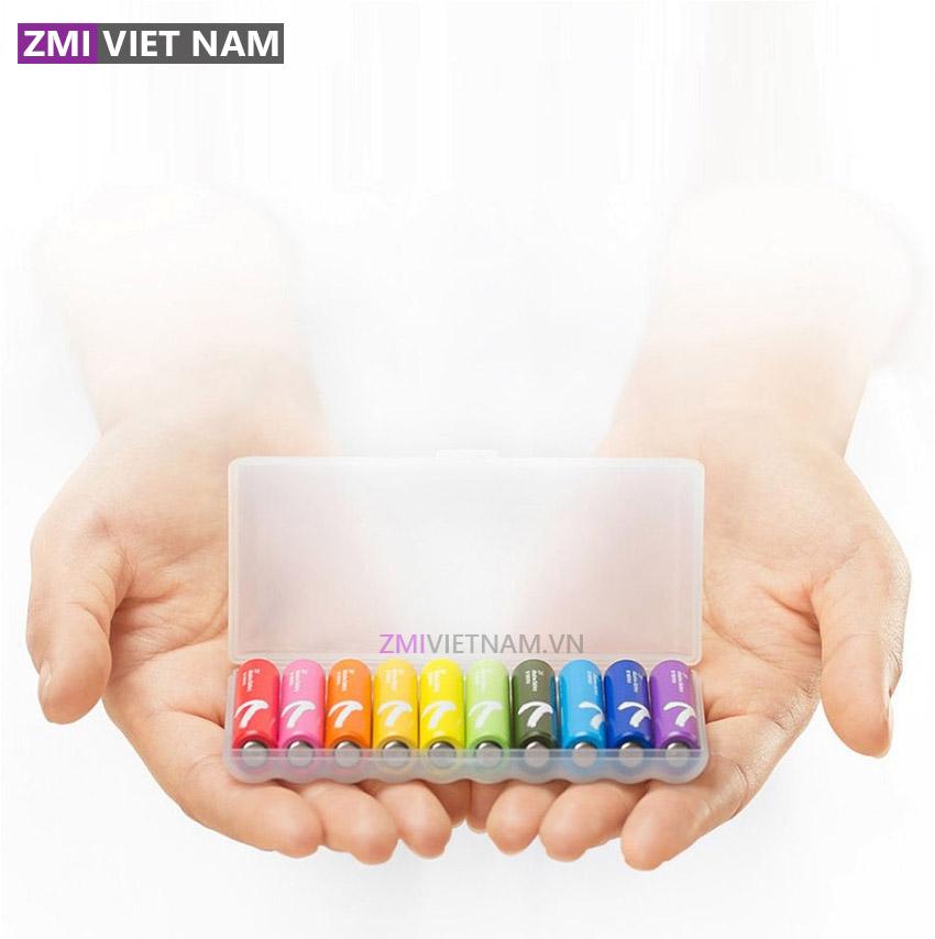 Bộ Pin ZMI AA701 Zi7
