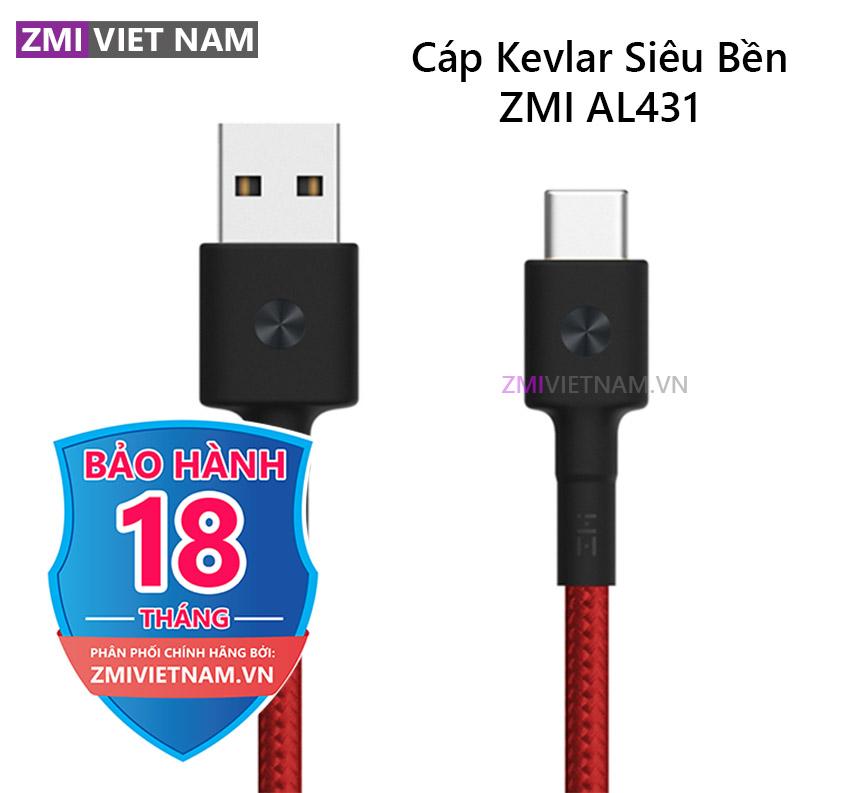 Dây Cáp ZMI AL431