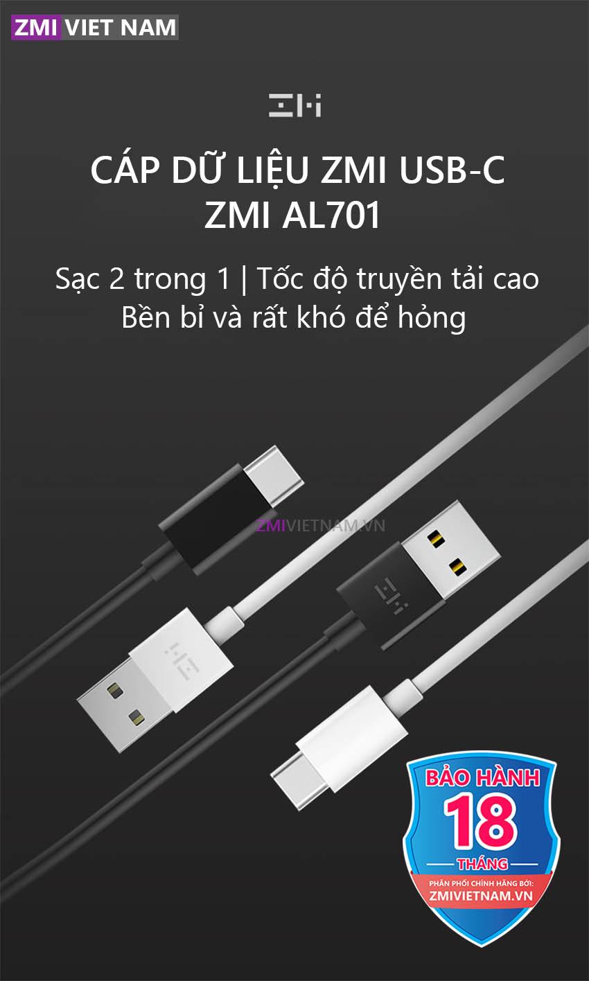 Dây Cáp ZMI AL701