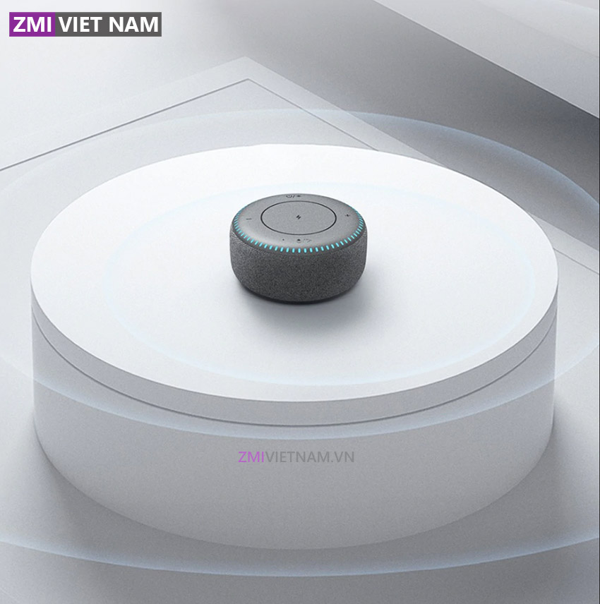Sạc Không Dây Kiêm Loa Bluetooth ZMI B508